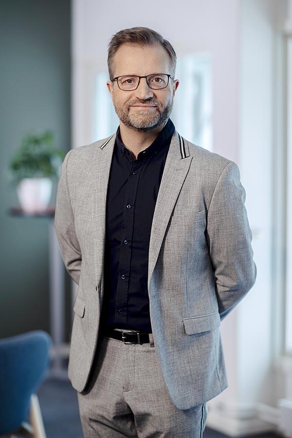 Mats Ehnbom VD Norr Media