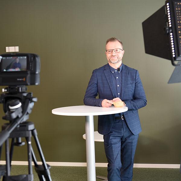 Norr Medias VD Mats Ehnbom